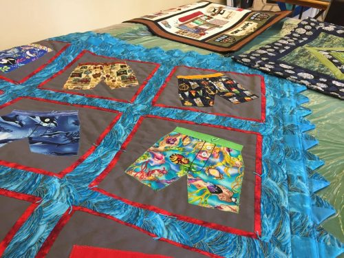 Saltair Quilters & Crafters