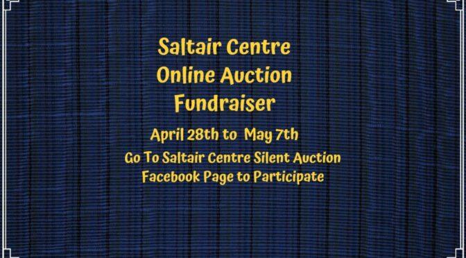 Saltair Community Centre Online Auction Fundraiser