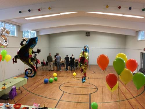 2019 Kids Birthday Party Gym Rental