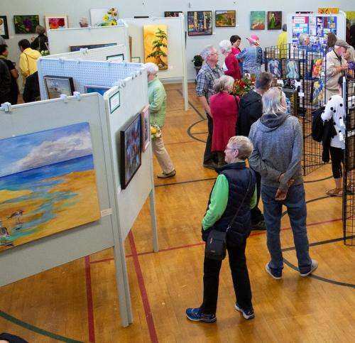 Chemainus Art Group 50th Anniversary Show