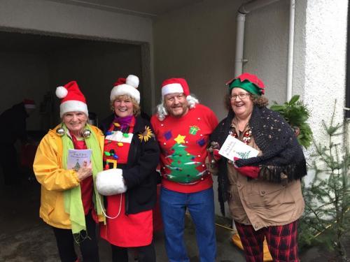 Christmas Caroling Event