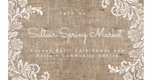 Saltair Spring Craft Market