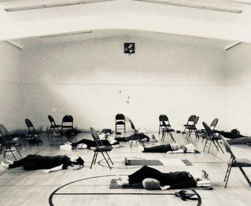 Align with Jessica Ivengar Yoga